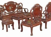 Salon gỗ SLG-004